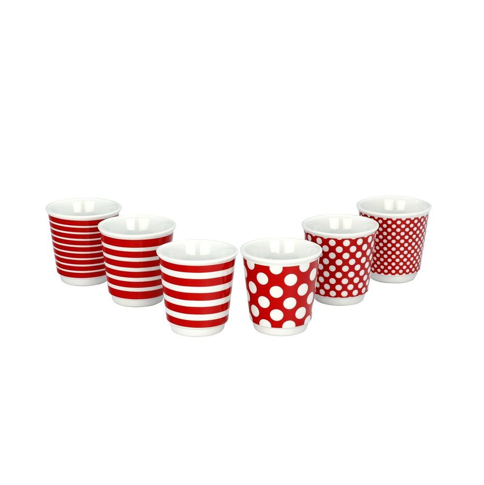 Tasses Pop rouges