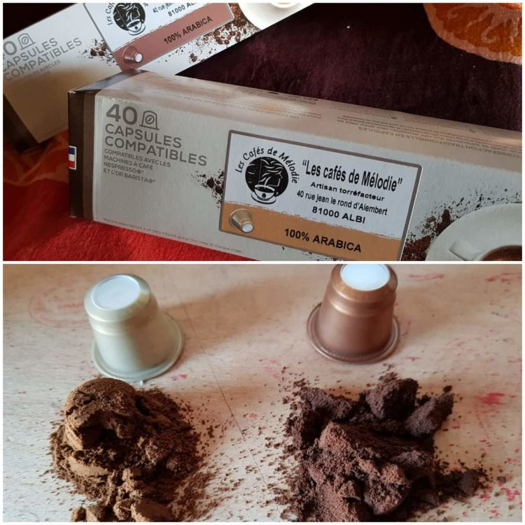 Capsules compatibles Nespresso®